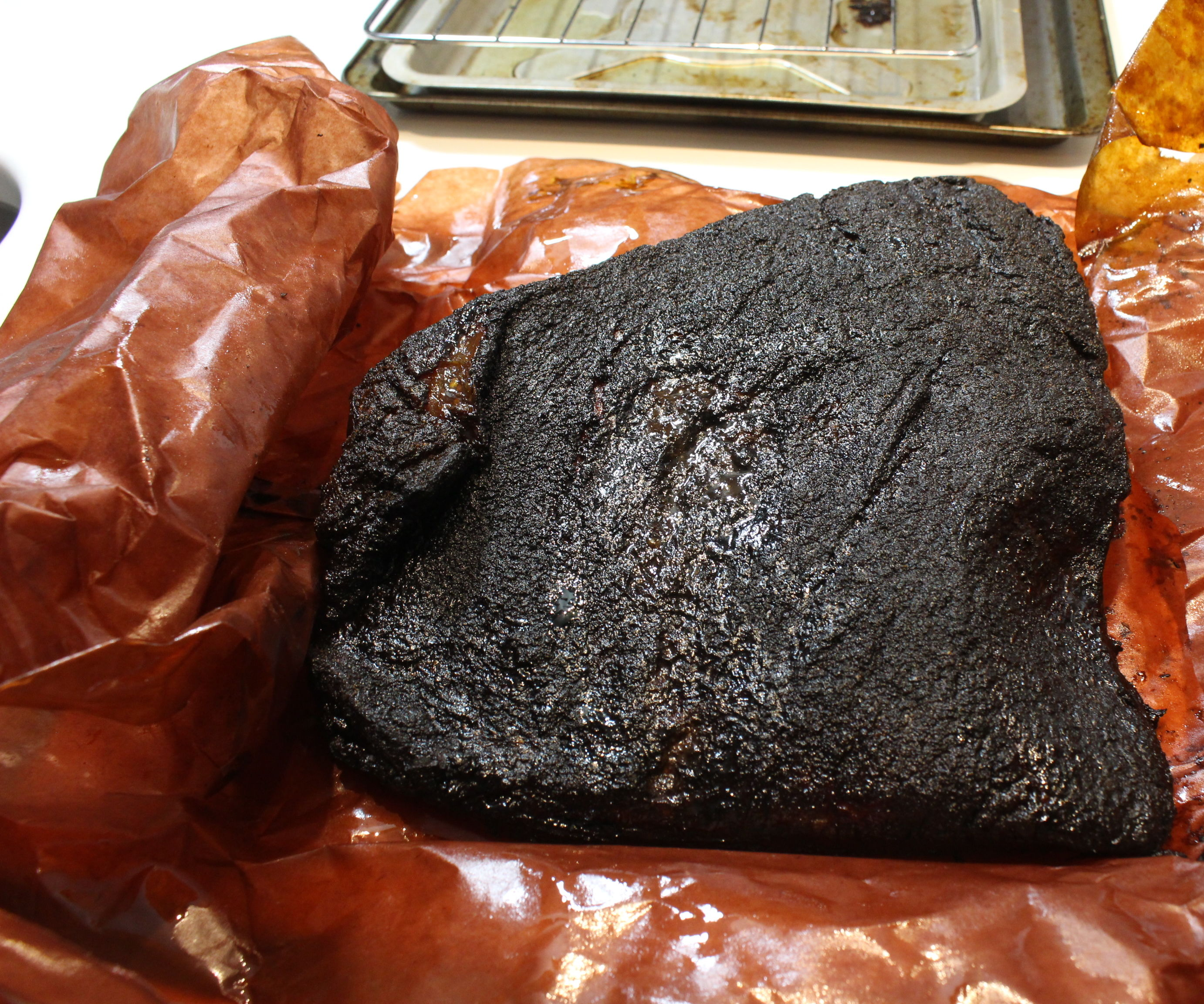 How to Smoke Beef Brisket With Wood