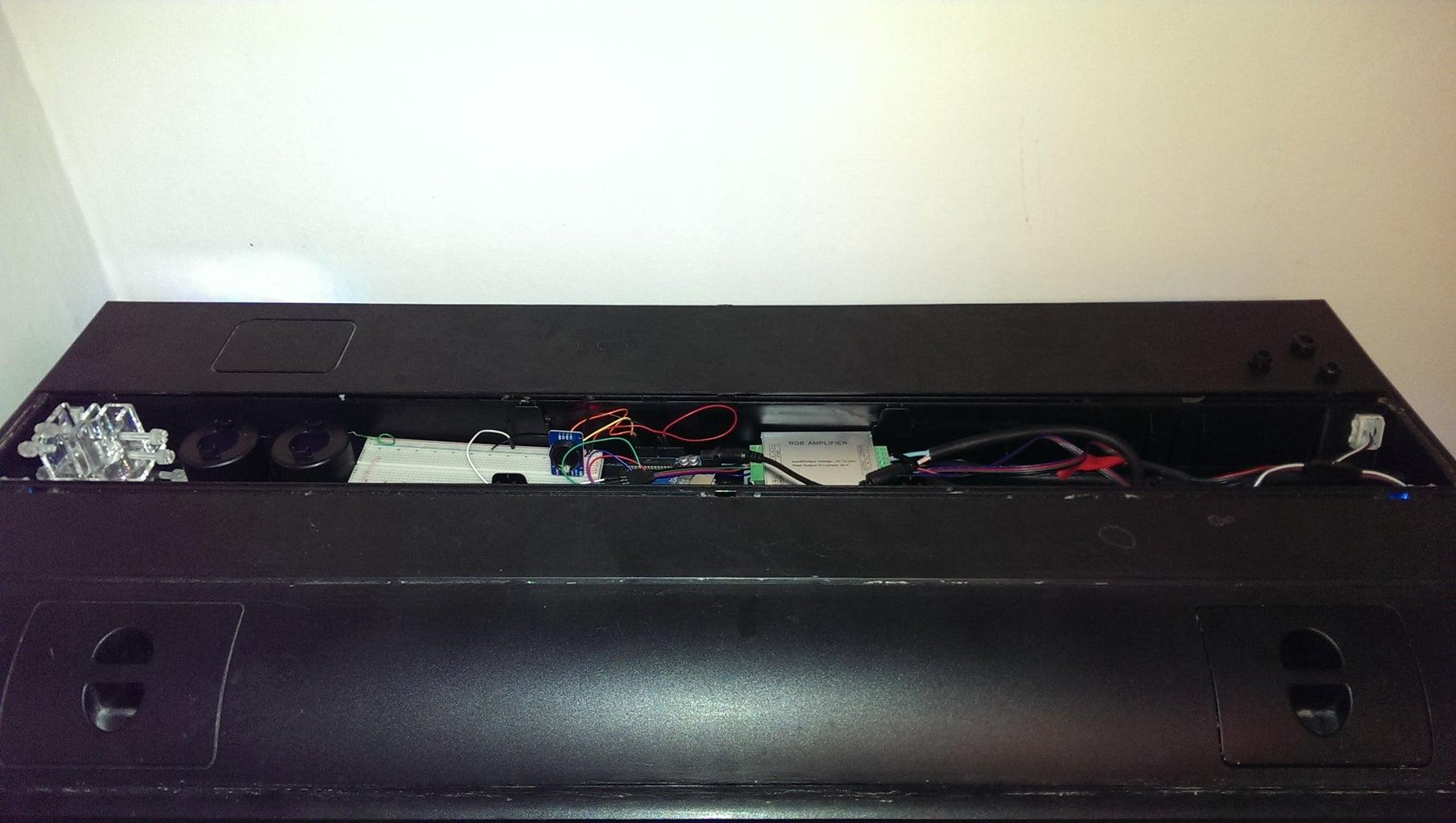 Arduino Wiring and Programming