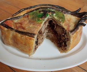 Pie-Eyed Meat Pie: Drunken Pulled Pork