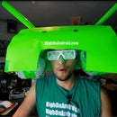 How to Make Android Head Halloween Costume!