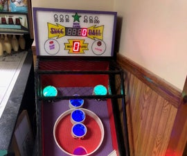 Automatic Scoring for a Small Skee-Ball Game