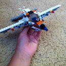 How To- My Lego Jet Fighter