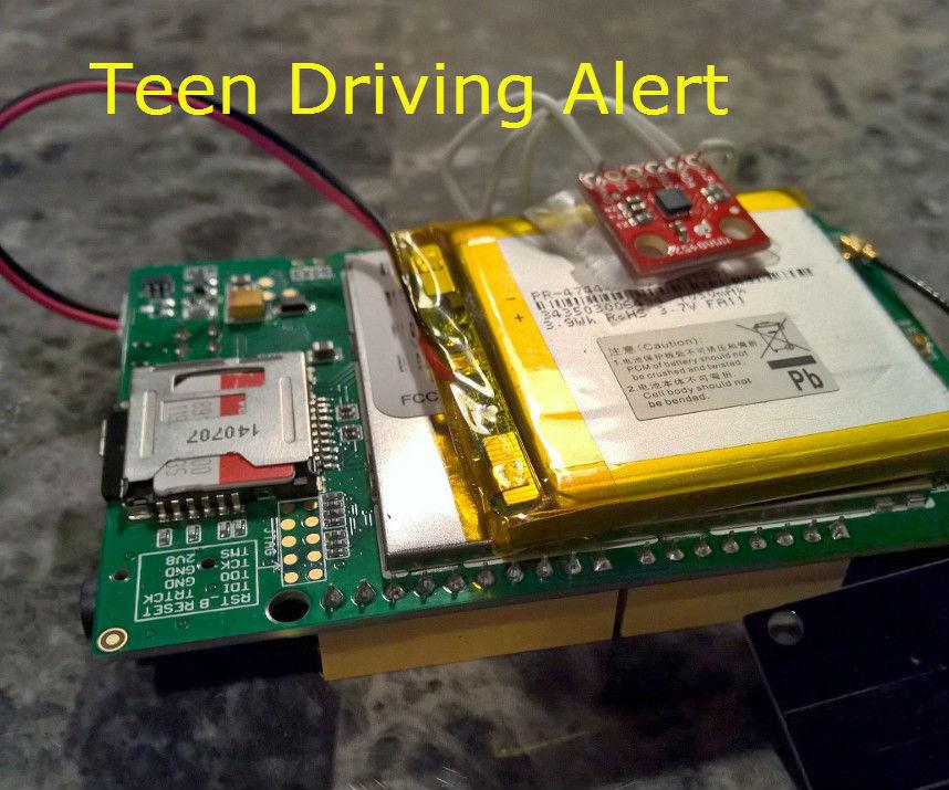 Teen Driving Alert
