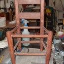 Mosaic Planter Chair