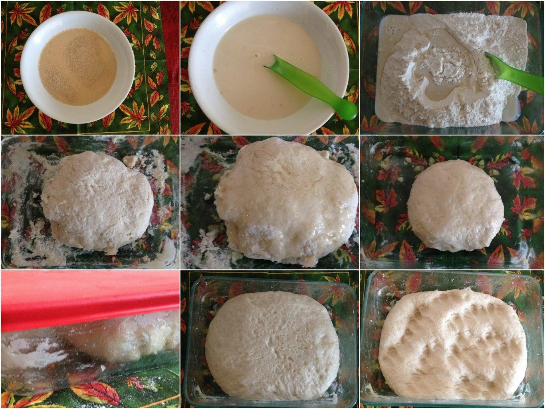 Making of Dough