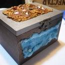 Tutorial Storage Box dice roll, inspired fantasy ice & fire