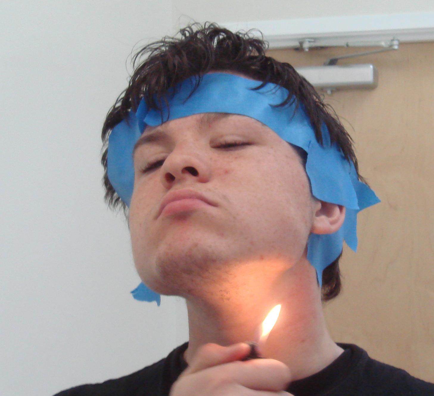 Fire Shaving