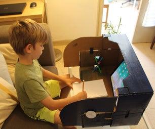 Fixperts Corona: Folding Work Area for Children