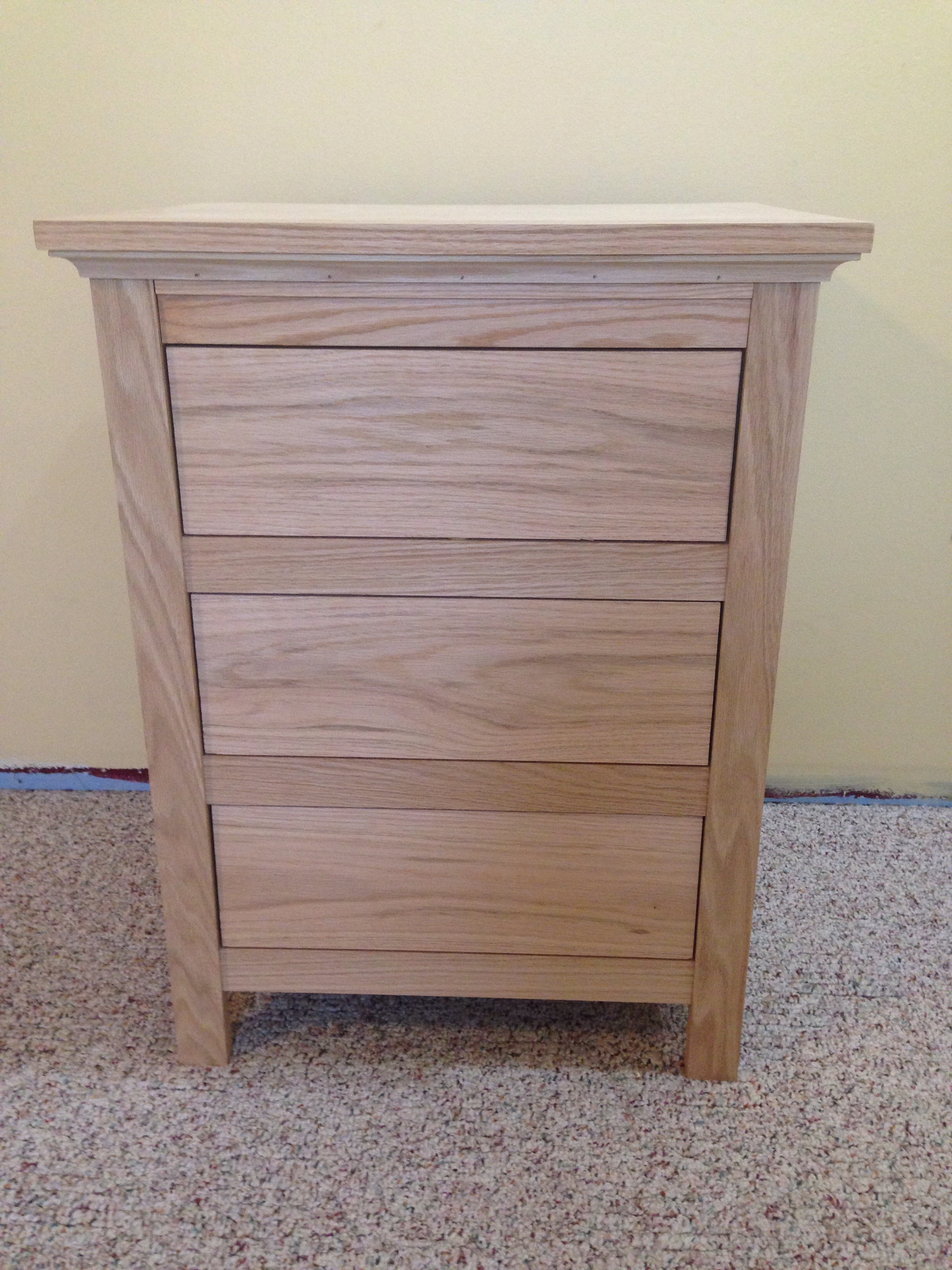 Night Stand With Locking Secret Hidden Drawer 6 Steps With Pictures Instructables
