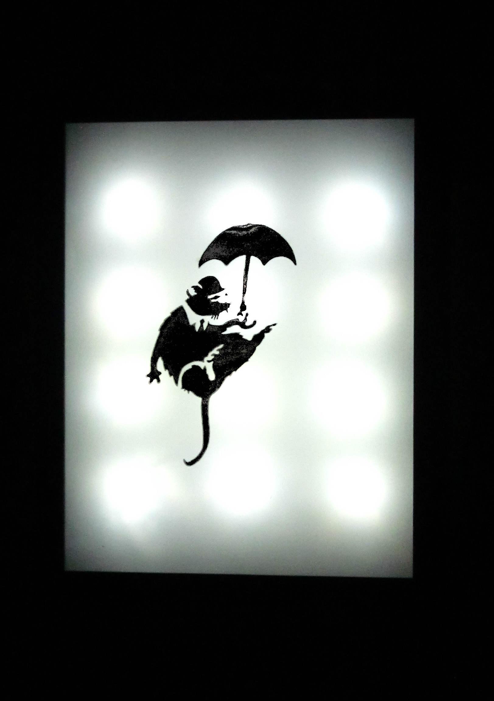 Banksy Box ver.1