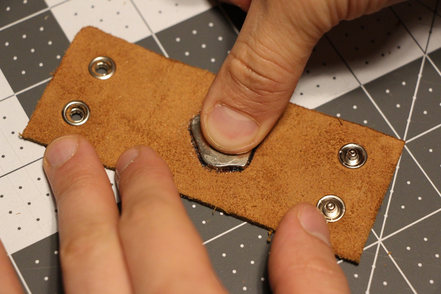 Making the Belt Loop Continued