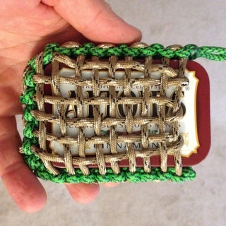 How to Make a Paracord Pouch for Survival Tins