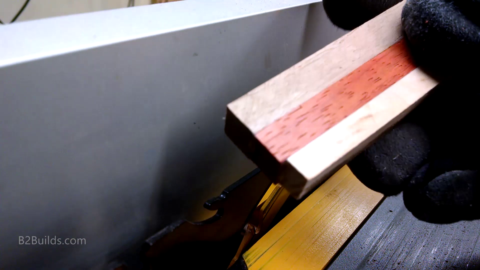 Making the Wood Blank(s)