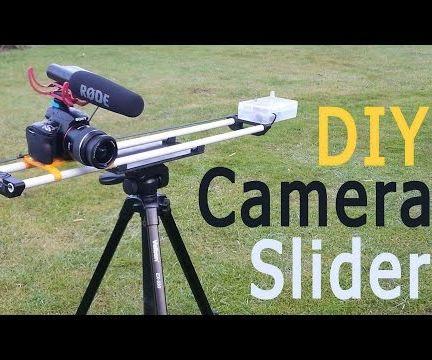 3D Printed Camera Slider - Motorized