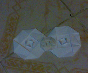 Origami Camellia Folding Instructions
