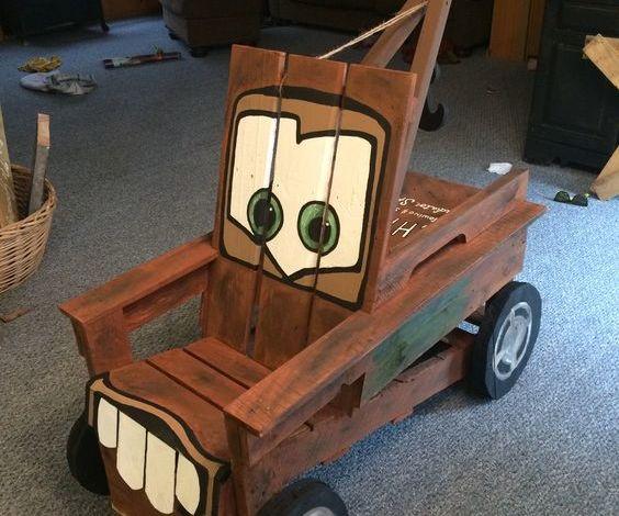 Towmater Adirondack Chair