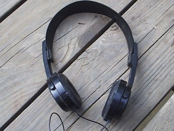Rebuild Your Headphones With Earbuds