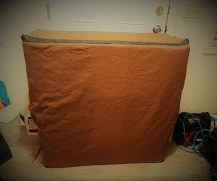 DIY Sturdy Indoor Grow Tent