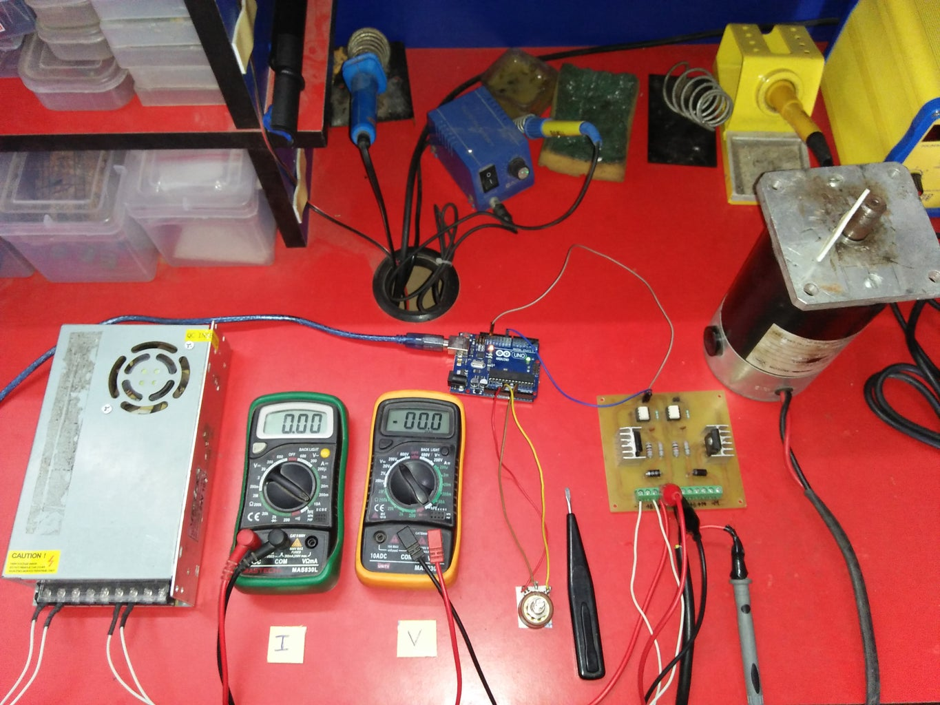 Interfacing of PWM Driver With Arduino UNO Board