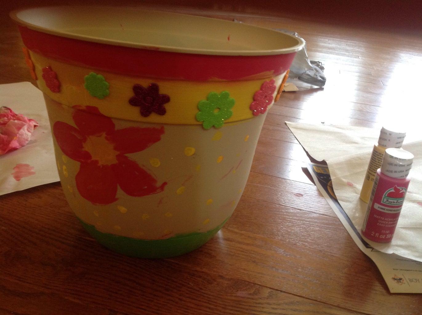 Design You Flower Pot