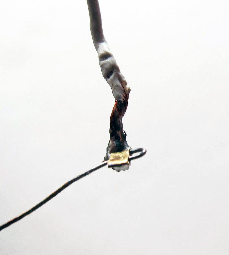 Create the Nichrome Wire Heating Element.