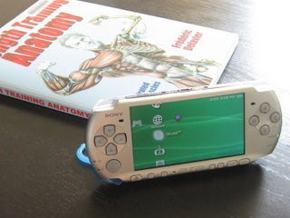 The Simplest PSP Stand