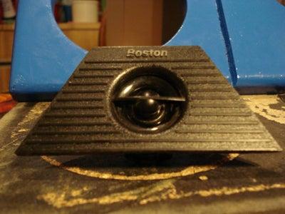 Boston 3 Way Speakers