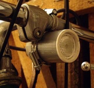 Dynamo Powered LED Bike Lights