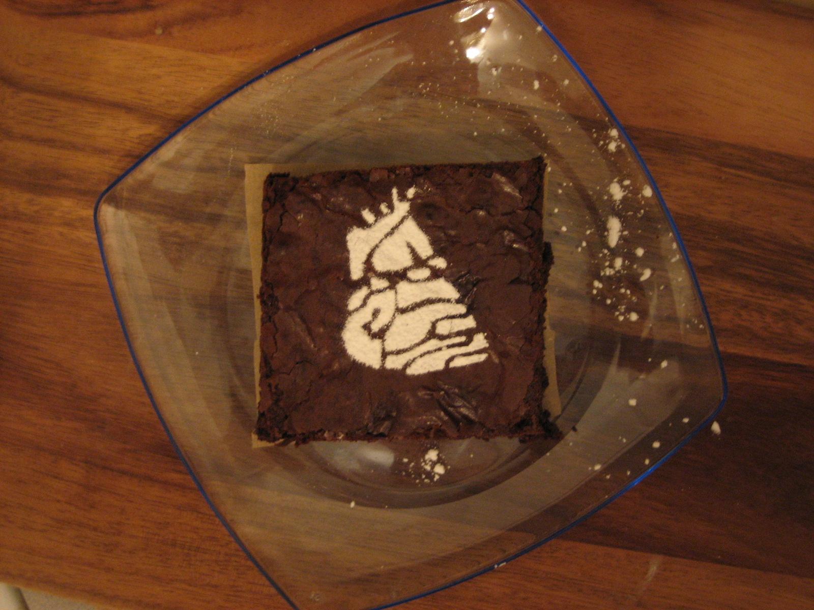 I (heart) Accuracy Brownies