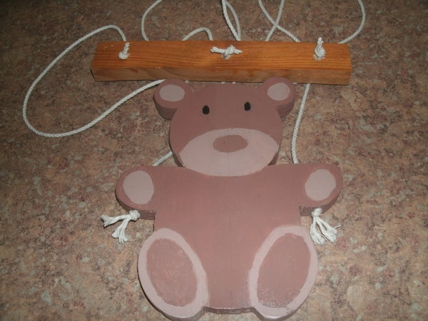 Antique Toys: Rope Climbing Bear