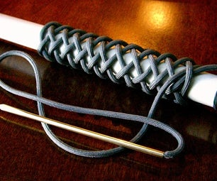 How to Tie a Long 4 Bight Turk's Head Knot