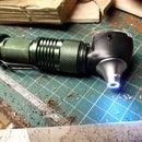 Micro LED Otoscope/Auroscope (for visiting bag)