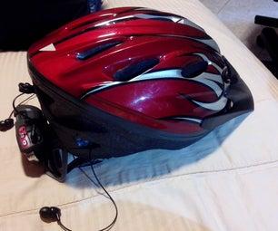 Hands-Free IRiver T10 Mp3 Player Bike Helmet