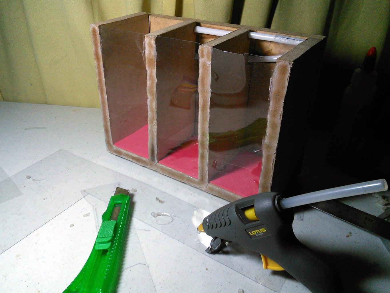 Adding a See-Through Wall