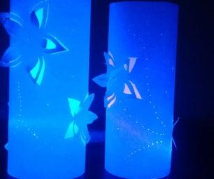 Papercraft Lamp