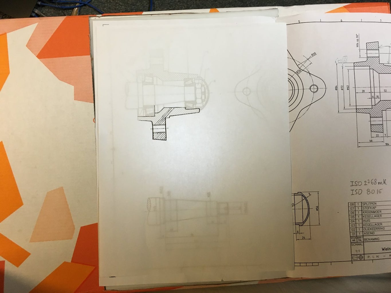 Tracing Light Box