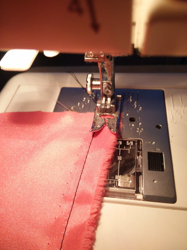 Sew the Sleeves