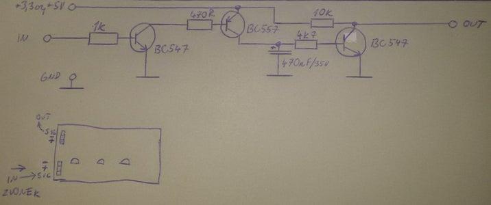 Schematics Timer Board