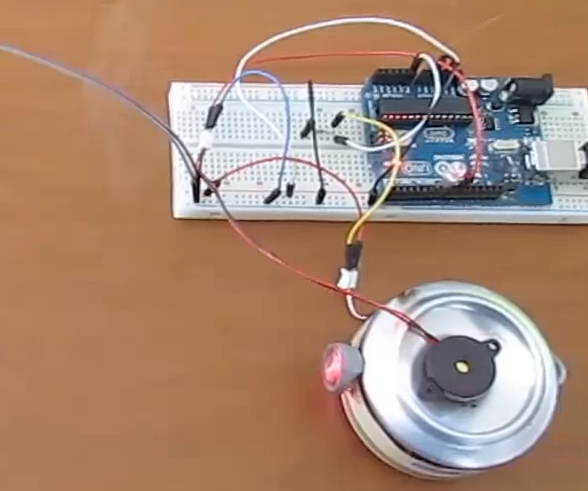 Arduino Tutorial - Laser security system