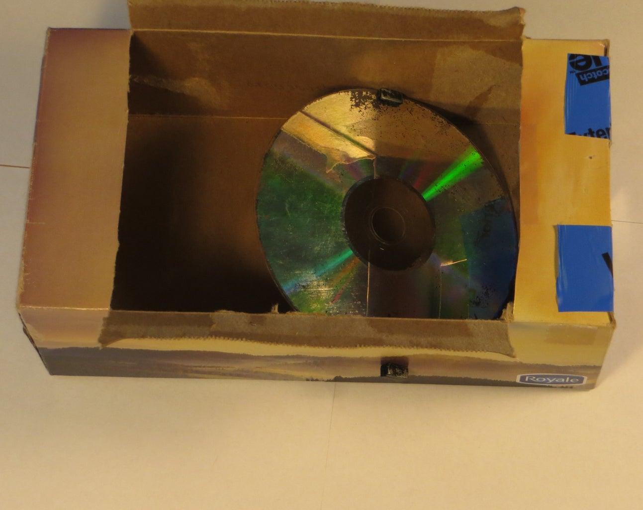 DVD Angle Adjustment