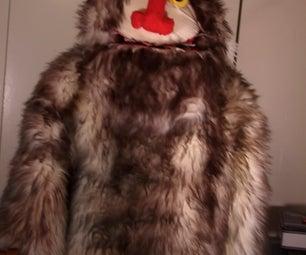 WTWTA Carol Costume
