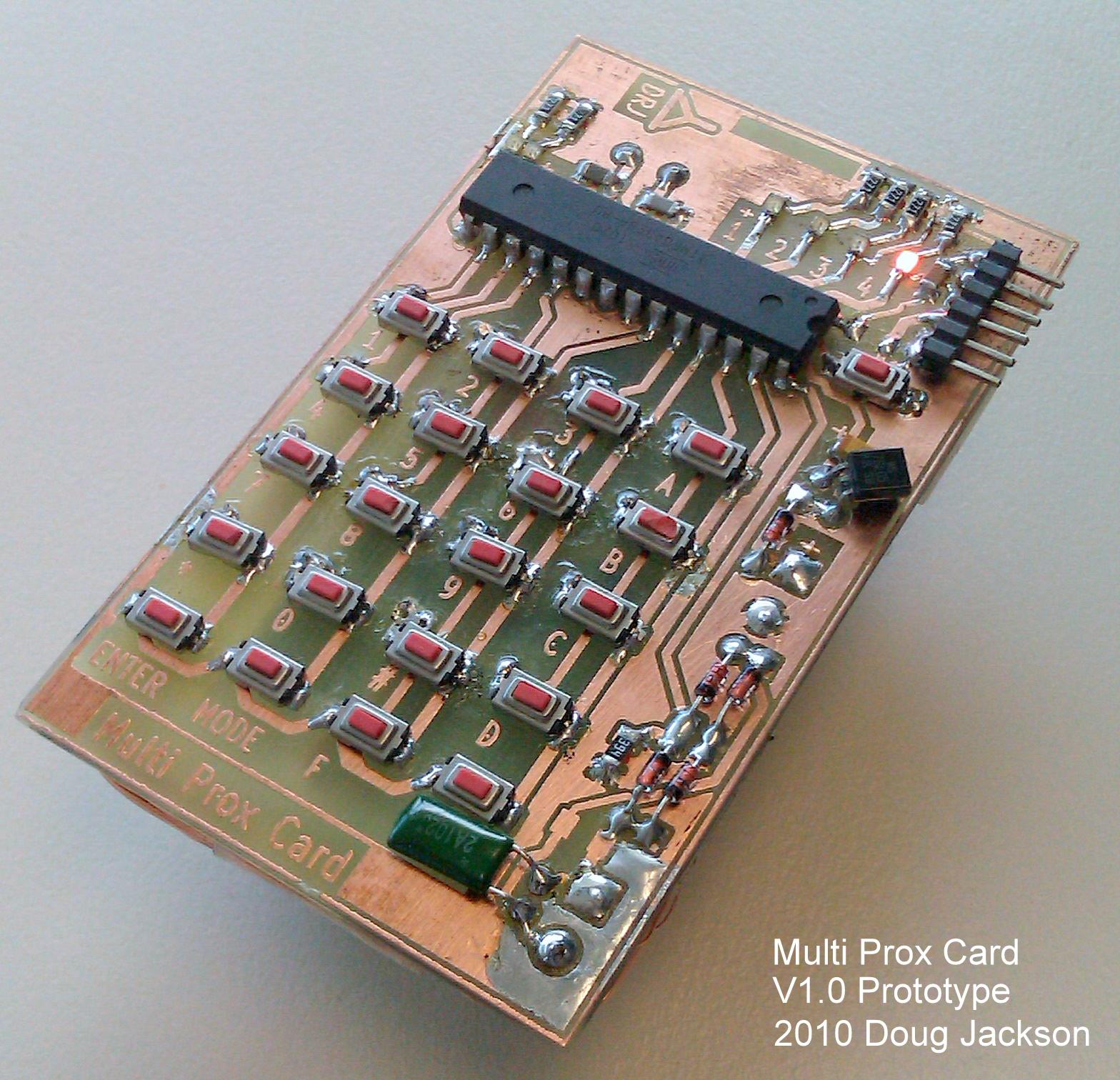 A Universal RFID Key