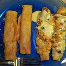 Chicken Flautas or Enchiladas: Choose Your Own Adventure