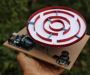 Maze Game Using Arduino