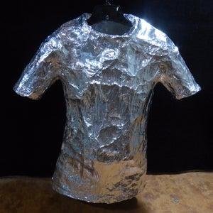 Aluminum Foil and Foil Tape Sculpture Techniques