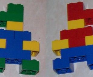 Mini LEGO Mario & Luigi