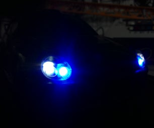 Awesome RC LED Light for Your RC Car