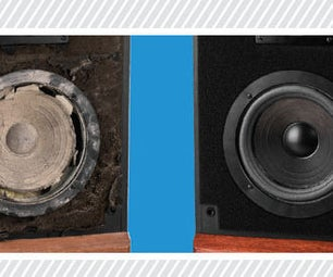REVITALIZE YOUR OLD AUDIO SYSTEM