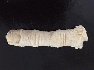Mummy Hand Sandwich