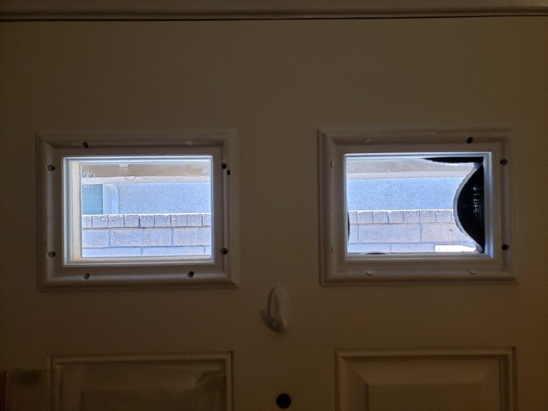 Glass Window Door Insert Gasket.